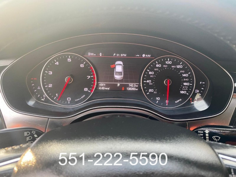 Audi A6 2012 price $12,499