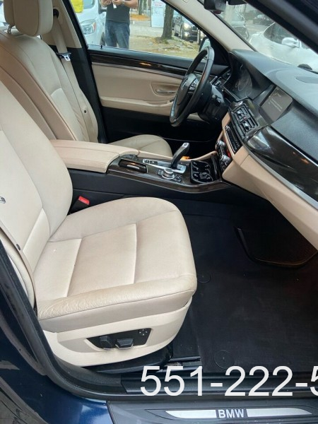 BMW 5 Series 2011 price $13,500