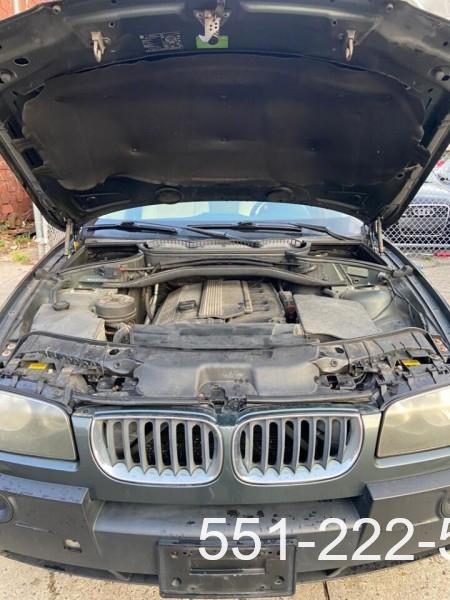 BMW X3 2005 price $6,500