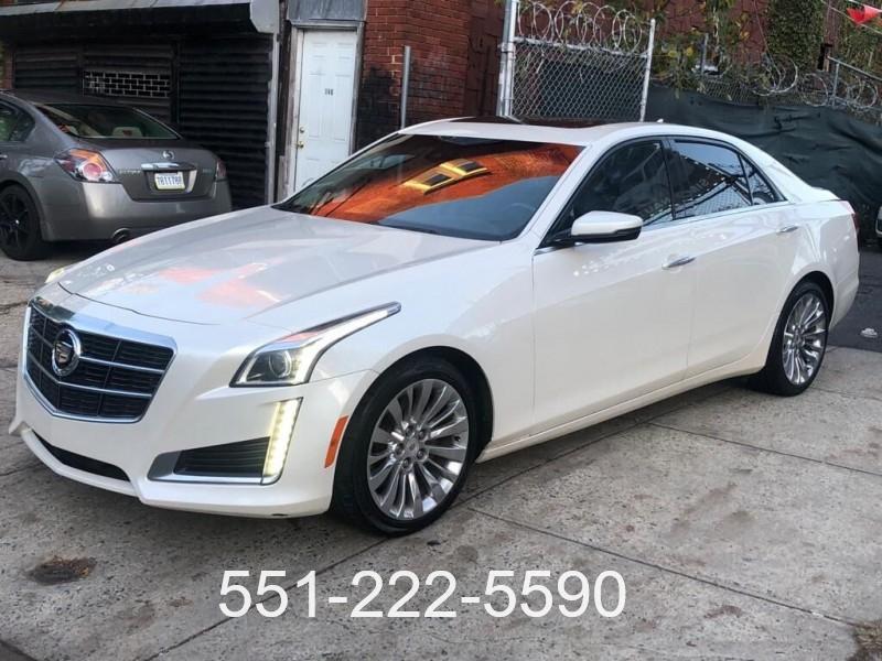 Cadillac CTS 2014 price $17,800
