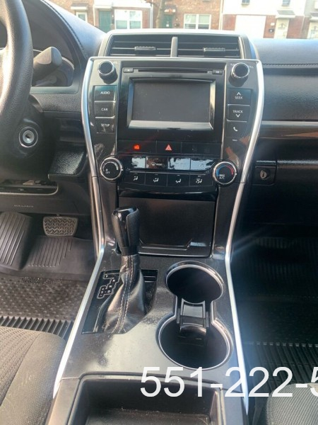 Toyota Camry 2017 price $14,200