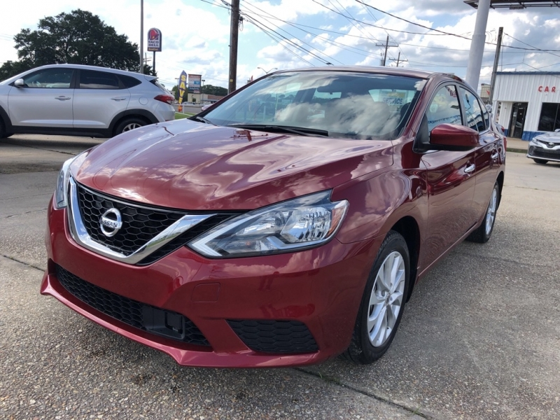 NISSAN SENTRA 2019 price Call for Pricing.
