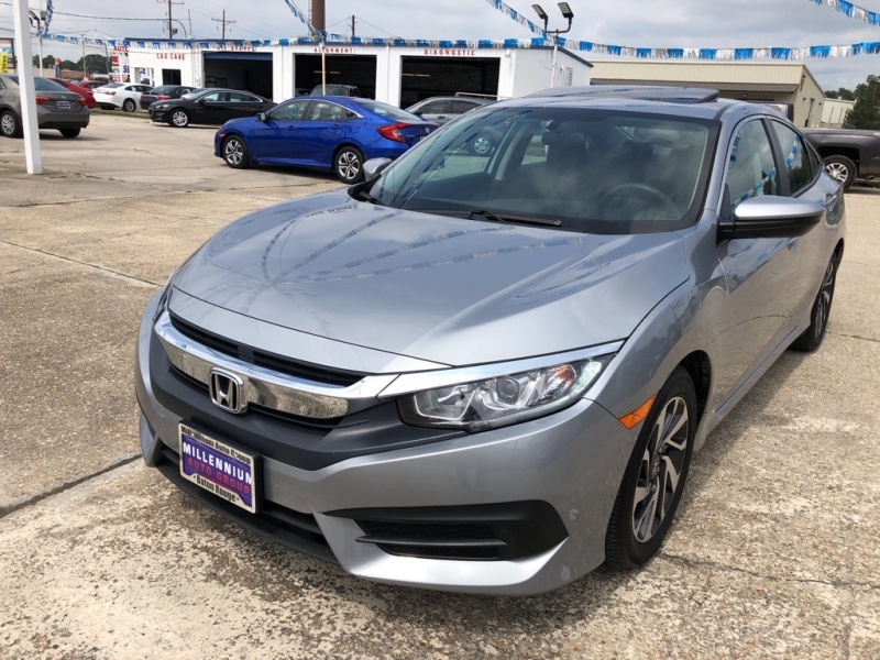 HONDA CIVIC 2017 price Call for Pricing.