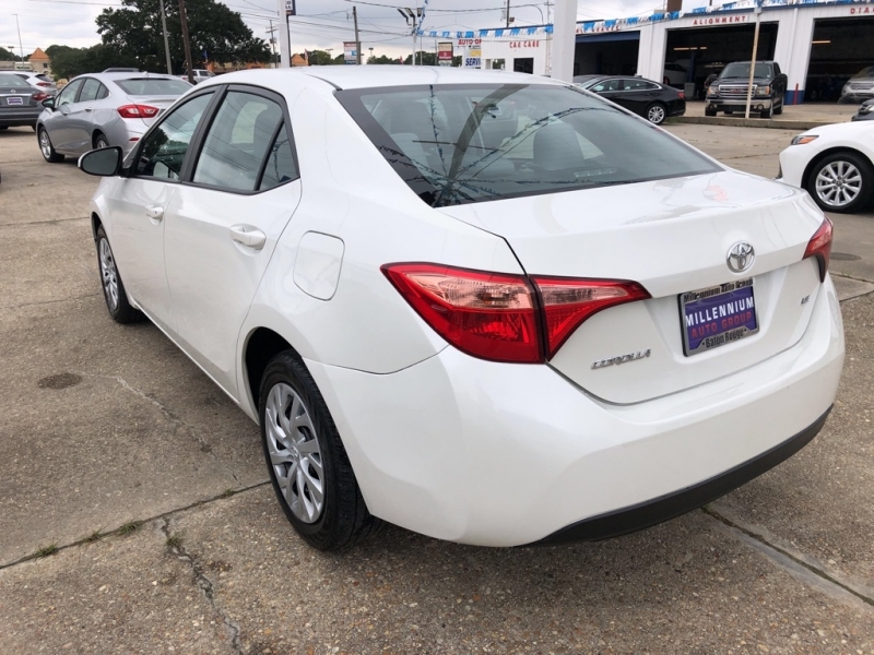TOYOTA COROLLA 2019 price Call for Pricing.