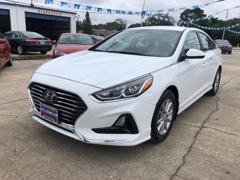 HYUNDAI SONATA 2018 price Call for Pricing.