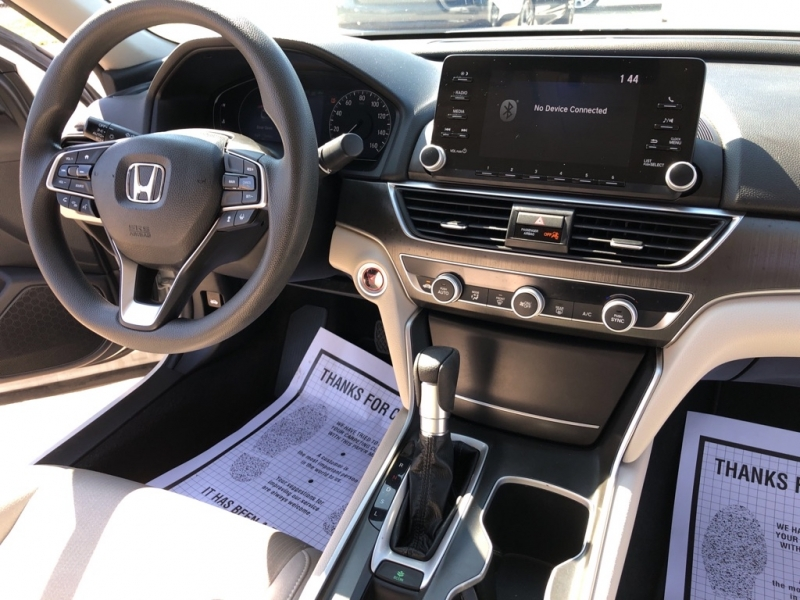 HONDA ACCORD 2018 price Call for Pricing.