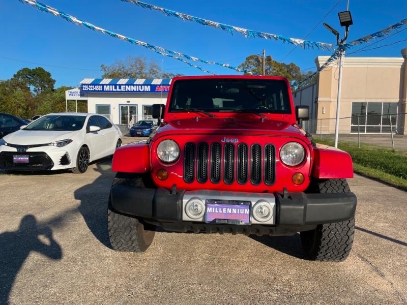 JEEP WRANGLER UNLIMI 2012 price $24,999