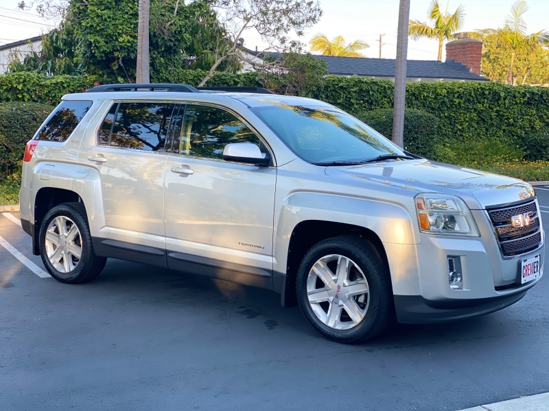 GMC Terrain 2010 price $9,499