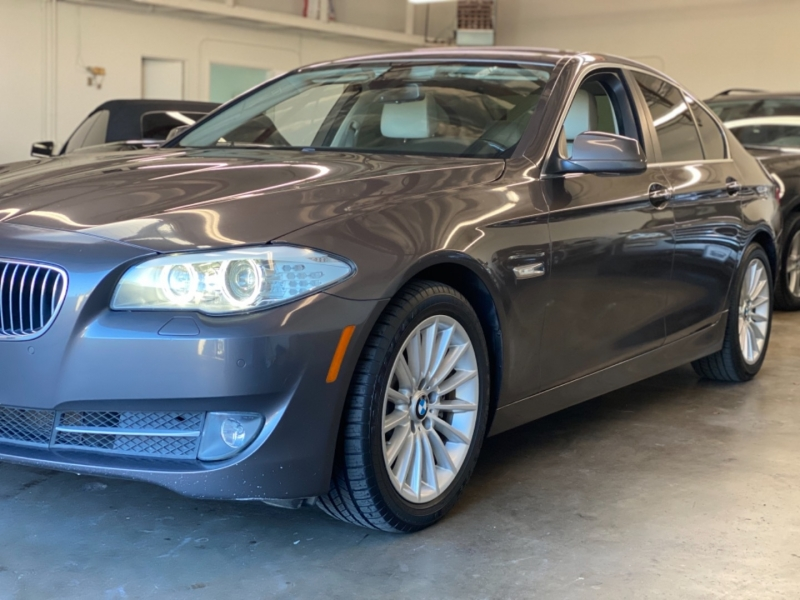 BMW 5-Series 2012 price $13,999