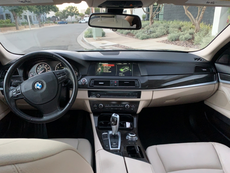 BMW 5-Series 2015 price $16,999