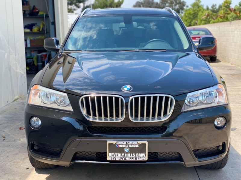 BMW X3 2013 price $13,999
