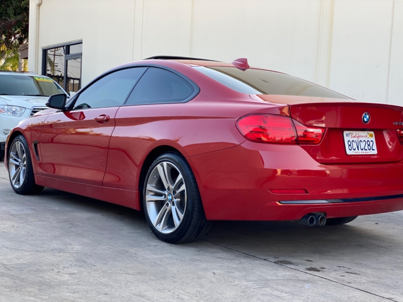 BMW 4 Series 2014 price $17,999