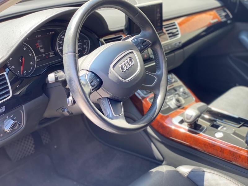 Audi A8 L 2011 price $20,999