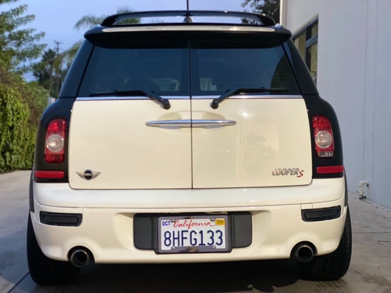 Mini Cooper Clubman 2010 price $8,499