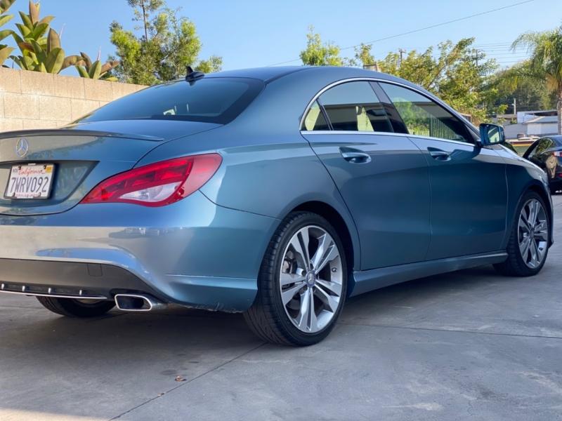 Mercedes-Benz CLA-Class 2014 price $16,999