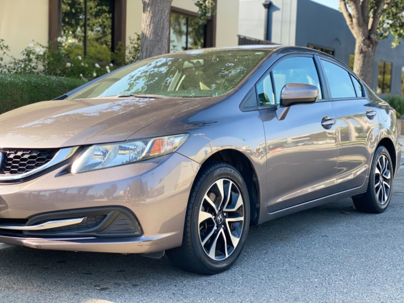 Honda Civic Sedan 2015 price $14,999