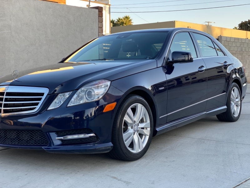 Mercedes-Benz E-Class 2012 price $16,999