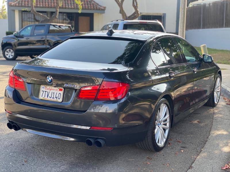 BMW 5-Series 2011 price $12,999