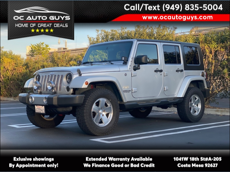 Jeep Wrangler 2008 price $21,999