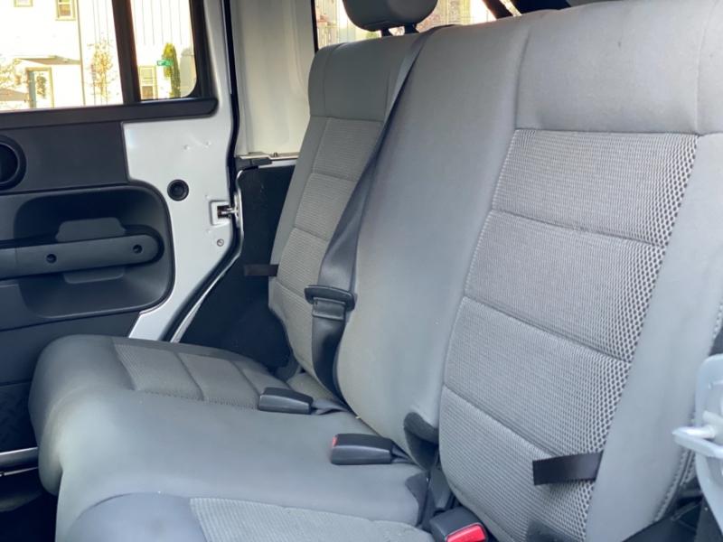 Jeep Wrangler 2008 price $21,999