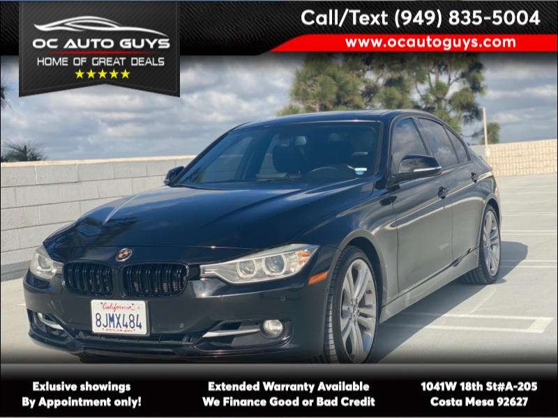 BMW 3-Series 2012 price $15,999