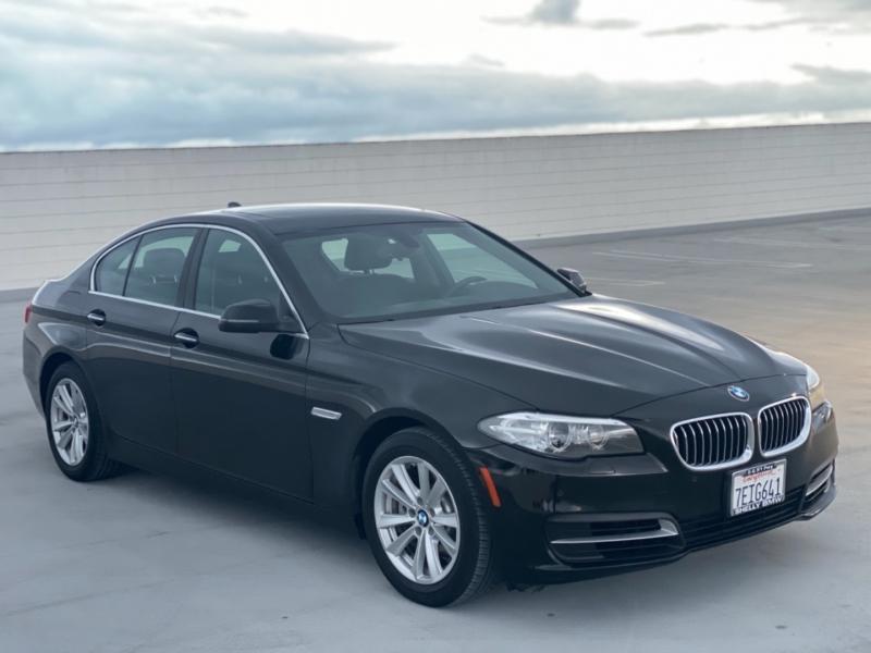 BMW 5-Series 2014 price $15,999