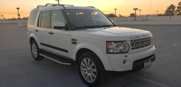 Land Rover LR4 2013 price $19,999