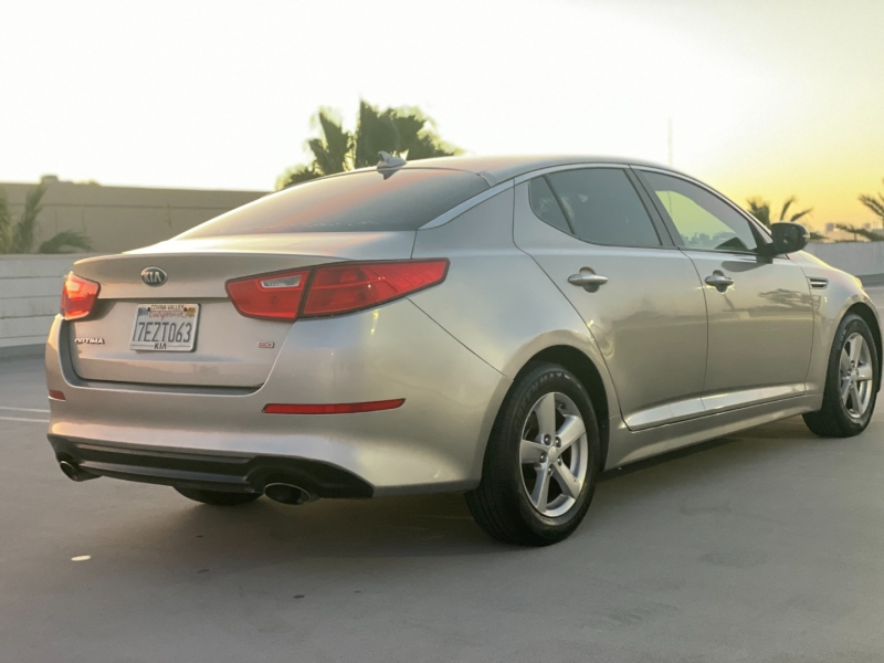 Kia Optima 2014 price $8,999