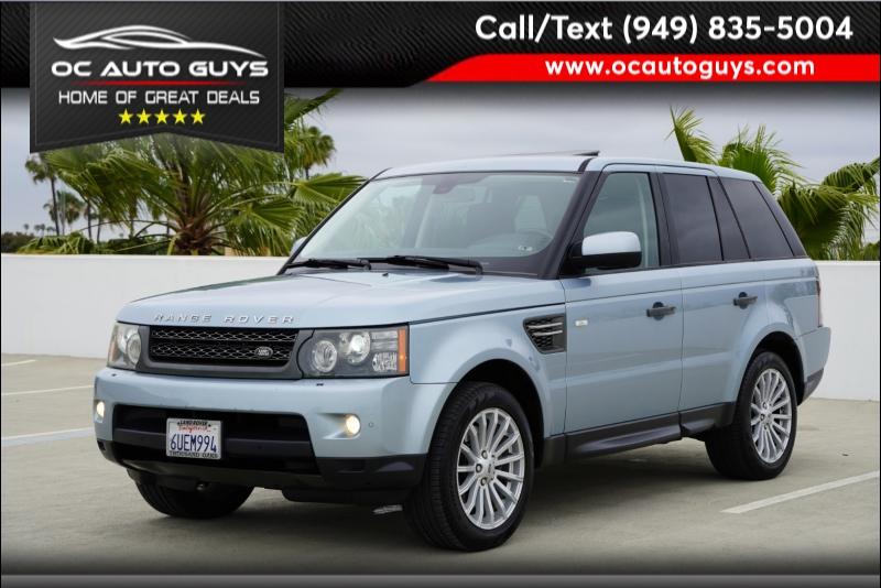 Land Rover Range Rover Sport 2011 price $16,999