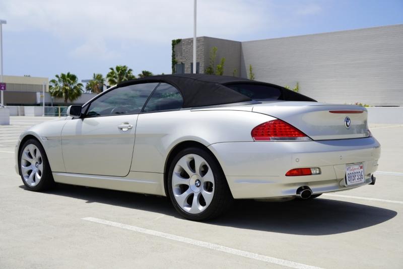 BMW 6-Series 2006 price $14,999