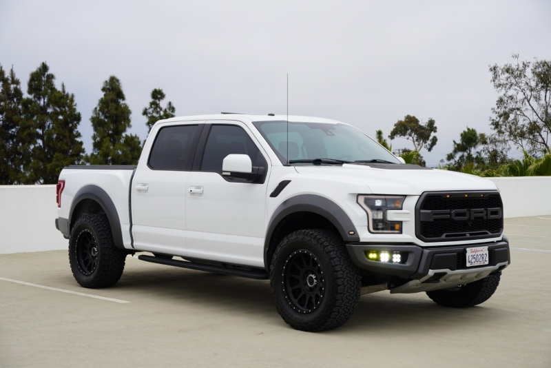 Ford F-150 2018 price $67,999