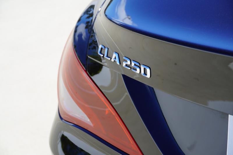 Mercedes-Benz CLA-Class 2014 price $20,999