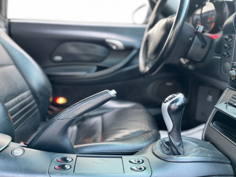 Porsche Boxster 2003 price $13,999