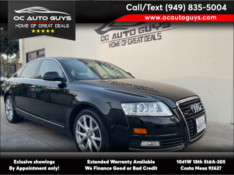 Audi A6 2009 price $10,499