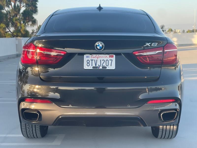 BMW X6 2016 price $32,999