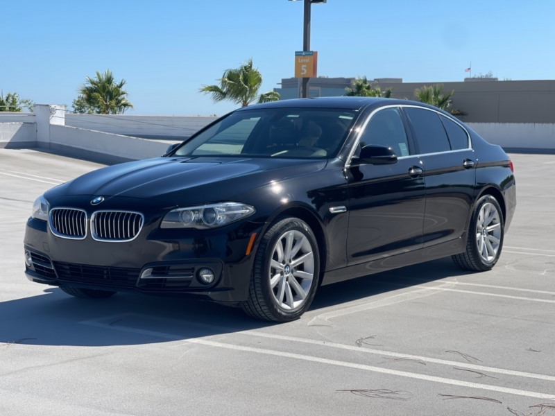 BMW 5-Series 2015 price $22,999