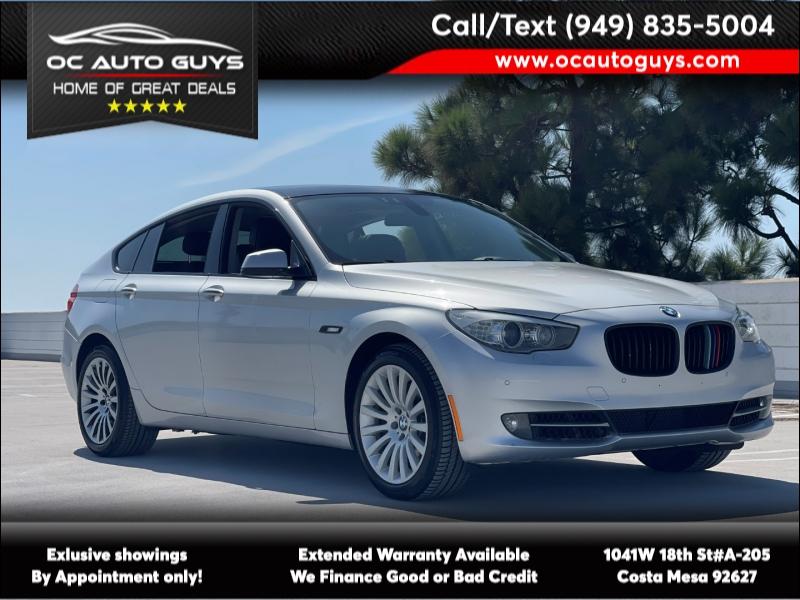 BMW 5 Series Gran Turismo 2010 price $12,999