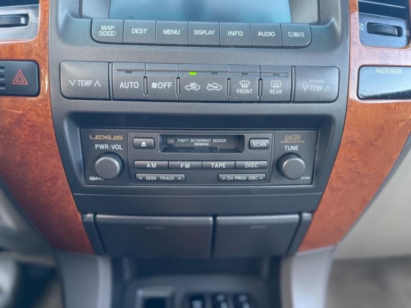 Lexus GX 470 2006 price $20,999