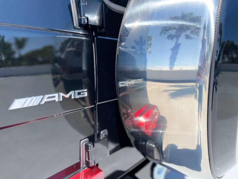 Mercedes-Benz G-Class 2016 price $110,000