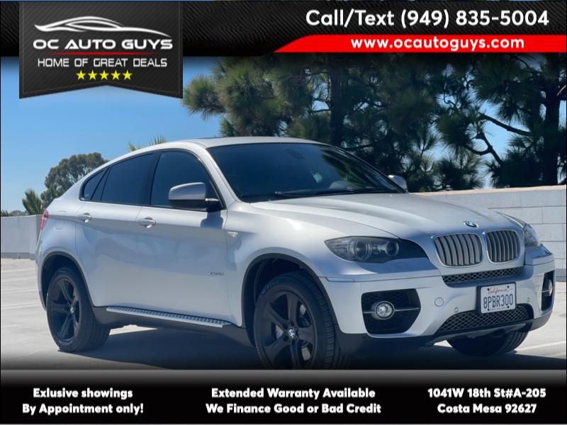 BMW X6 2008 price $16,999
