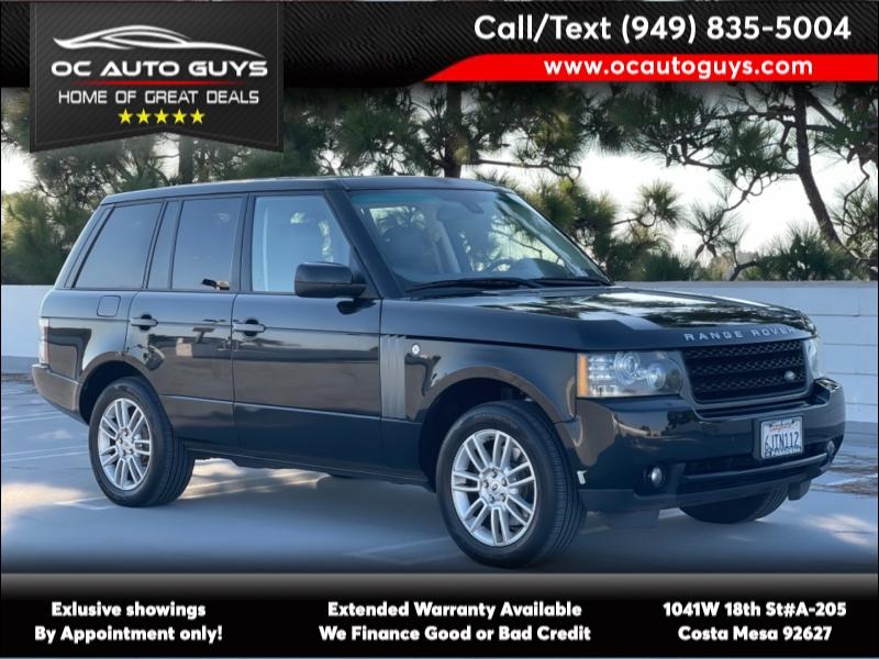 Land Rover Range Rover 2010 price $14,999