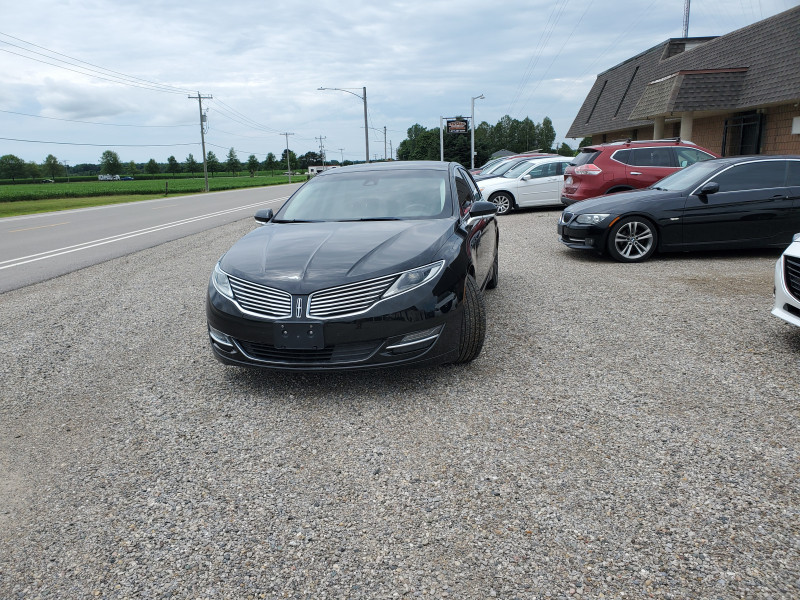 Lincoln MKZ 2015 price $20,999