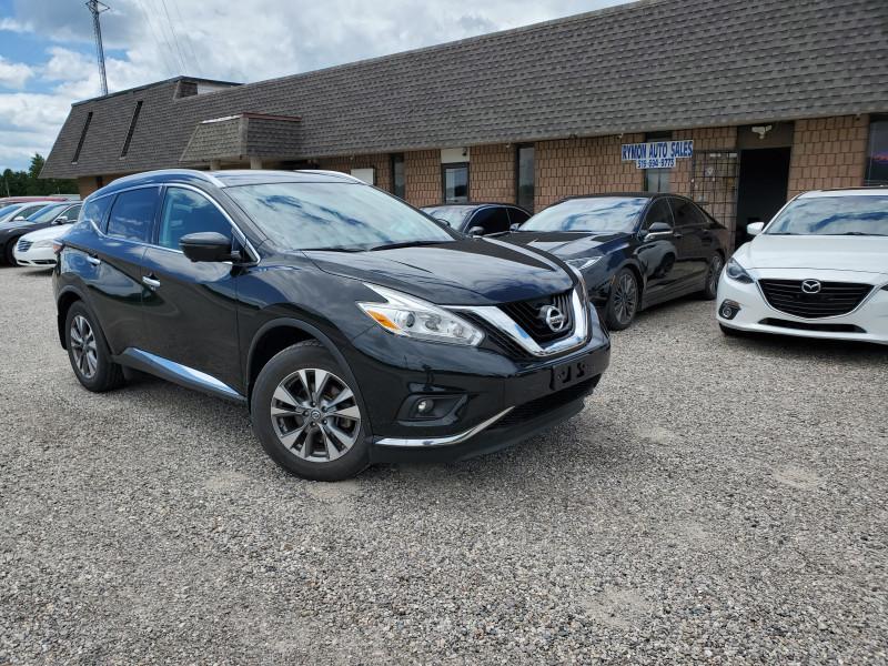 Nissan Murano 2016 price $20,499
