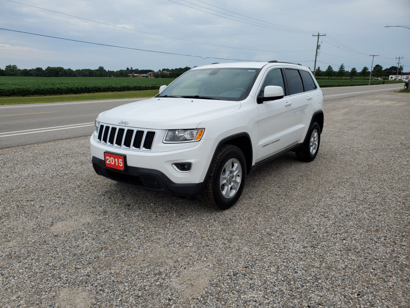 Jeep Grand Cherokee 2015 price $18,999