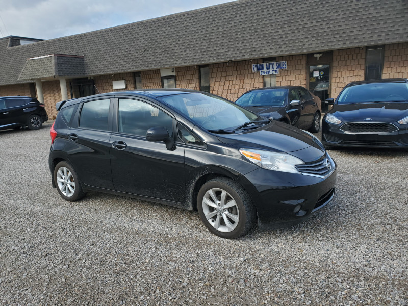 Nissan Versa Note SL 2014 price $7,999