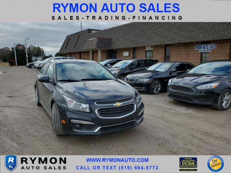 Chevrolet Cruze 2015 price $10,499