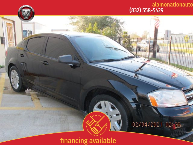 DODGE AVENGER 2011 price $5,800