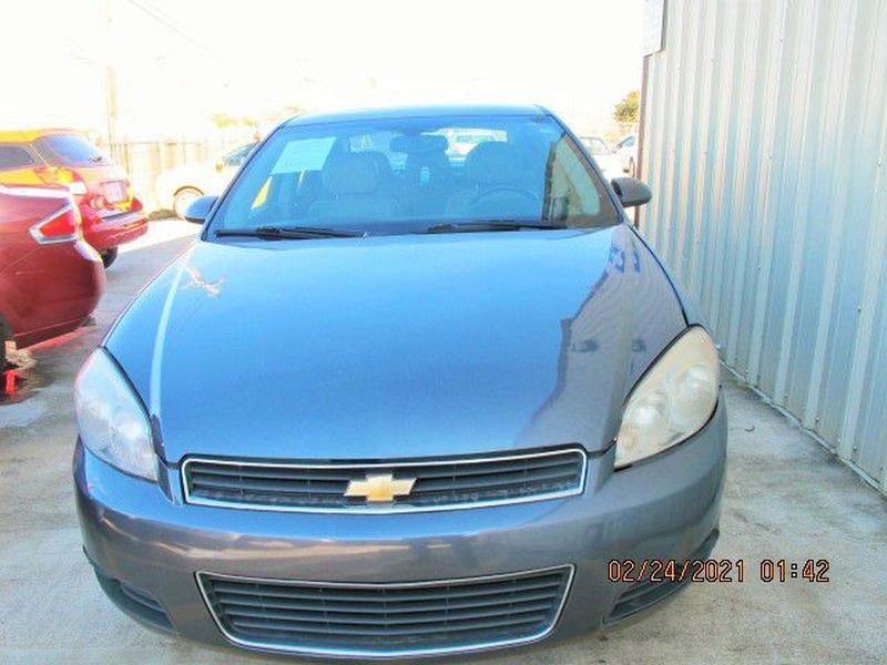 CHEVROLET IMPALA 2011 price $2,990