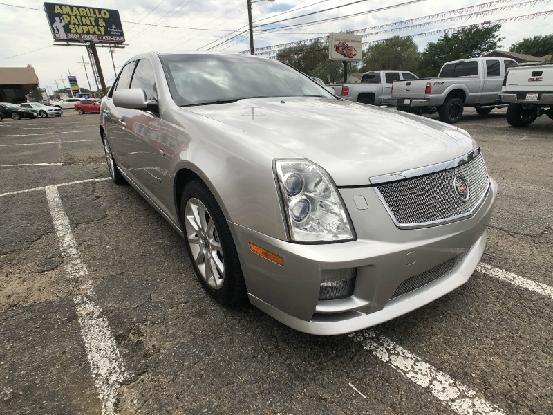 Cadillac STS-V 2006 price $13,995
