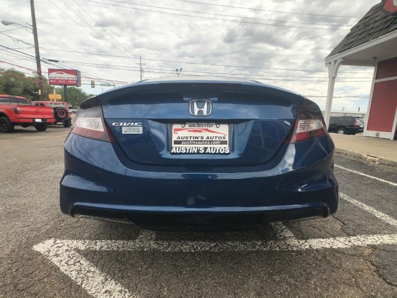 Honda Civic Cpe 2012 price $10,995